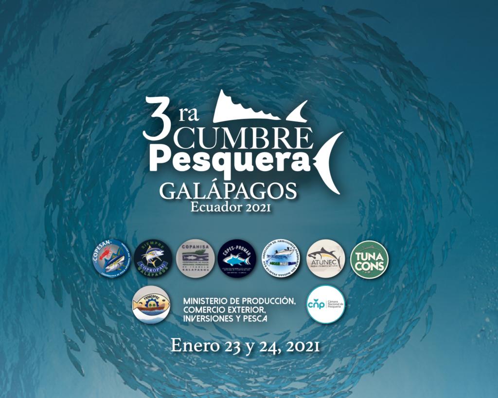 cumbre pesquera ecuador 2021